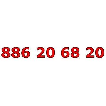 886 20 68 20 HEYAH ŁATWY ZŁOTY NUMER STARTER