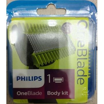 Philips OneBlade Zestaw Body QP610/50