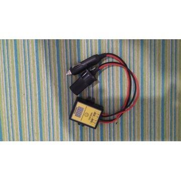 Zbezpieczenie Akumulatora 12V/30A - programowalne