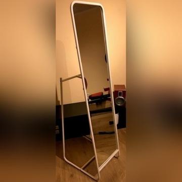 Lustro stojące z wieszakami IKEA Knapper