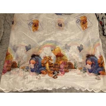 Firanka dziecięca, Kubuś Puchatek, 430x210 cm