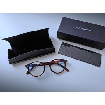 Oprawki okularów Oliver Peoples Tortoise (okulary)