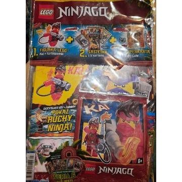 Lego Ninjago Kai + turbopalnik