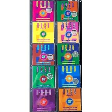 The 80's Alice and Kickining 20 CD (10 box 2CD)