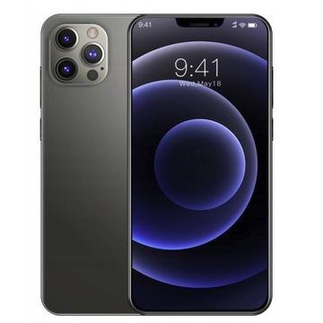 ORYGINALNY NOWY Smartfon 6.7 cala IP12pro max 64GB
