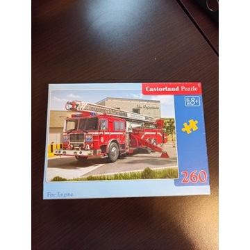 Puzzle straż pożarna 260 nowe
