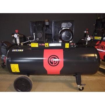 Sprężarka tłokowa 200L CPRD 4200 Chicago Pneumatic