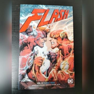 Flash vol 8 DC Rebirth TP