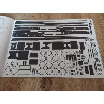 Model kartonowy Angraf Faun L900