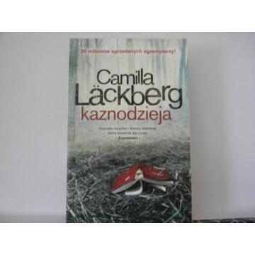 Kaznodzieja  Camilla Lackberg