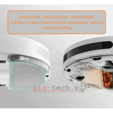 robot sprzątający mopujący Xiaomi G1 2200Pa WiFi