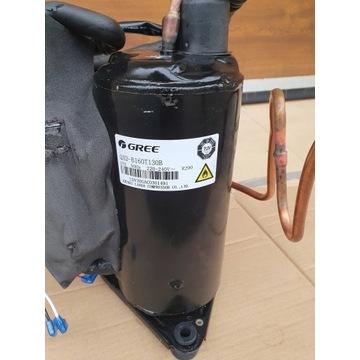 agregat kompresor sprężarka do klimatyzacji