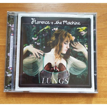 """Florence + the Machine  """"Lungs"""""""
