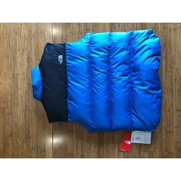 The North Face NOWY bezrękawnik L puchowy 700 cuin