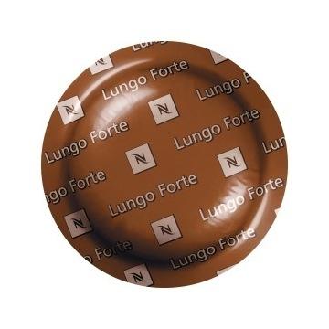 Kapsułki płaskie Nespresso Lungo Forte