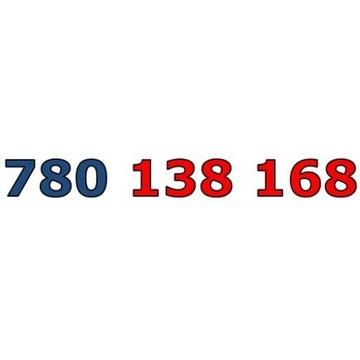 780 138 168 ORANGE ŁATWY ZŁOTY NUMER STARTER