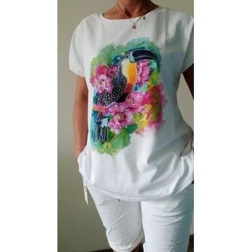 T-shirt tukan