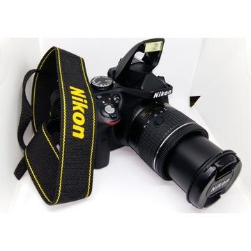 Nikon D3300 + AF-P NIKKOR 18-55mm 1:3.5-5.6G