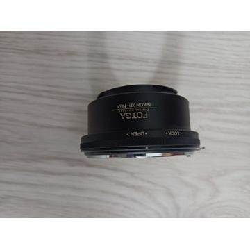 Adapter Sony NEX - Nikon (G) FOTGA