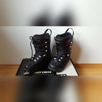 buty snowboardowe 38