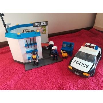 Komisariat Policji, Playmobil