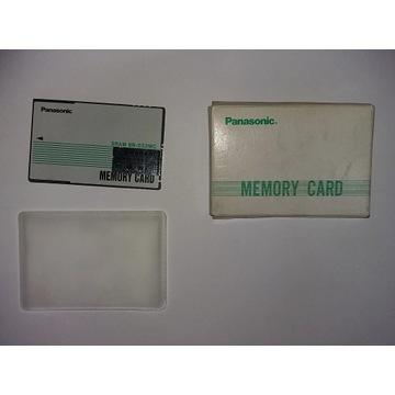 karta pamięci Panasonic SRAM bn-032mc