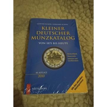 Mały katalog monet niemieckich od 1871 r