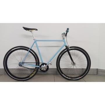 rower ostre koło romet flip flop fixed