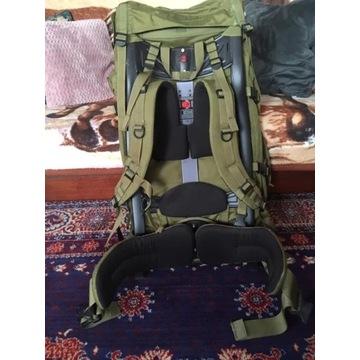 Plecak wyprawowy,wojskowy, norrona recon 125l