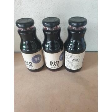 Sok aroniowy NFC Bio 250 ml- Owocowe Smaki