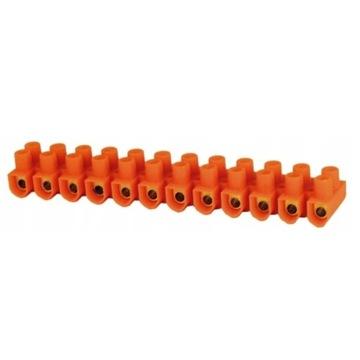 Listwa zaciskowa SIMET LTF12-4,0 4mm2 kostka