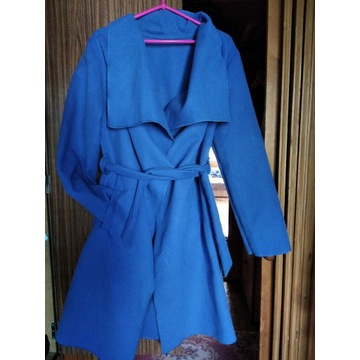 Płaszcz damski przejściowy