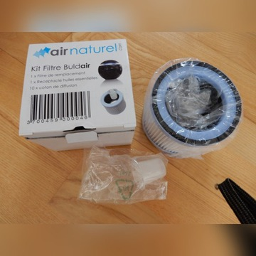 Filtr hepa do oczyszczaczy powietrza Duux, Buldair