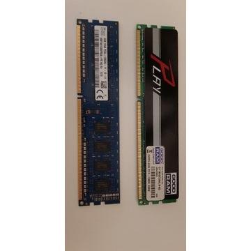 Pamięć RAM DDR3 4GB X2 KOŚCI