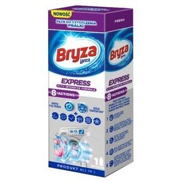Bryza Lanza Express płyn czyszczenia pralki 250ml