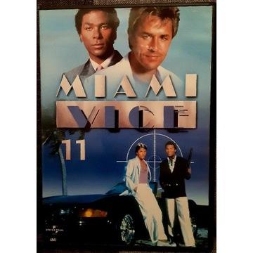 Miami Vice 11 DVD odcinek 21 i 22