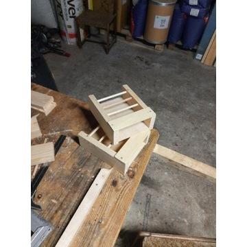Siadelka spoczynki półki