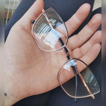 Oprawki + szkła