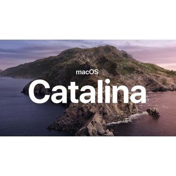 macOS Catalina 10.15.3 system pendrive instalka