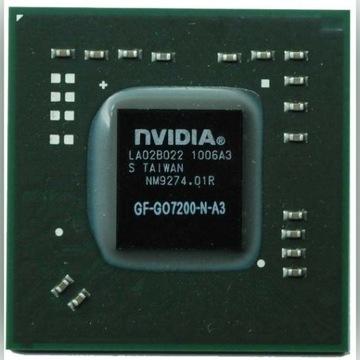 Nowy Układ Chip NVidia GF-7200GS-N-A3