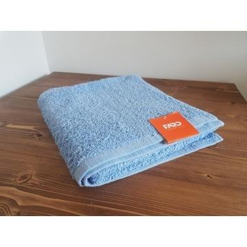 Faro ręcznik niebieski bawełna 100% 50x100 cm NOWY
