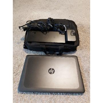HP zbook 15u g3 i7 2,6GHz 42 GB RAM, 500GB HDD