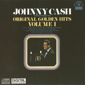 JOHNNY CASH  - Original Golden Hits CD