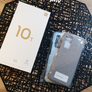 Smartfon Xiaomi Mi 10T 5G 6/128GB Lunar Silver