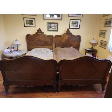 Łóżka  zabytkowe