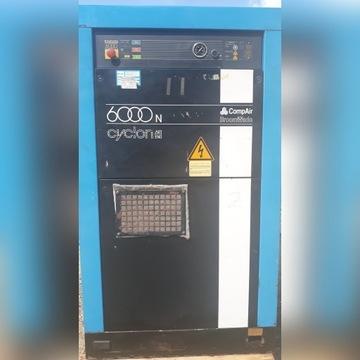 Sprężarka śrubowa COMPAIR 6000 6,3m3/min