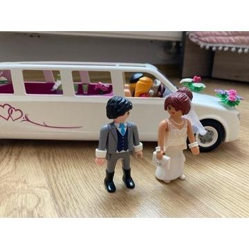 Limuzyna ślubna Playmobil