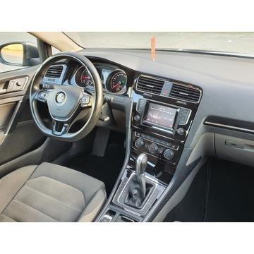 VW GOLF VII 2.0 AUTOMAT DSG 150KM PRYWATNY