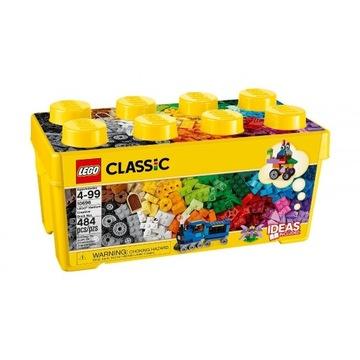 LEGO 10696 Classic - Kreatywne klocki LEGO Nowe