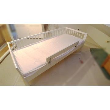 łóżeczko 160x70 /białe / IKEA sultan lade